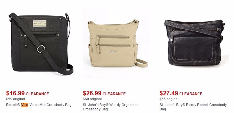 860b12eee4 No Minimum FREE Shipping From JCPenney! Awesome Deals on Handbags ...
