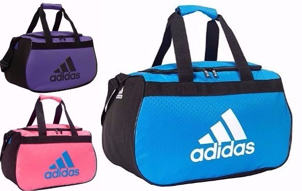 Check out this awesome deal on these duffel bags! Head over to Amazon where  you can get an adidas Diablo Small Duffel Bag (Limited Edition Colors) for  only ... c39b73b62087d