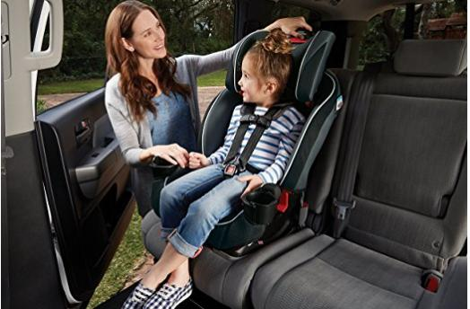 Looking For A New Car Seat The Kids Right Now Amazon Has This Highly Rated Graco SlimFit All In One Convertible Darcie Only 16142