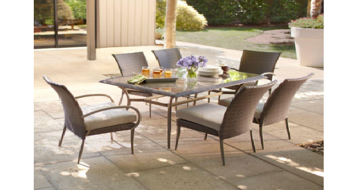 HOT Home Depot Take up to 30% off Patio Furniture FREE