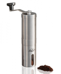 JavaPresse Manual Coffee Grinder USD 23.99! - Freebies2Deals