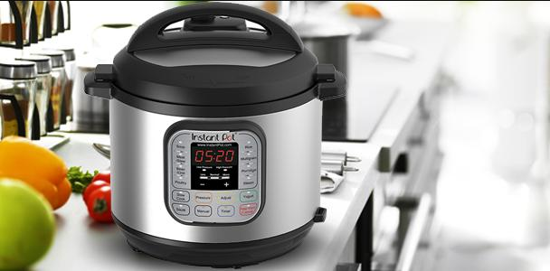 instant pot duo60 7 in 1 multi use programmable pressure cooker 6 quart only. Black Bedroom Furniture Sets. Home Design Ideas