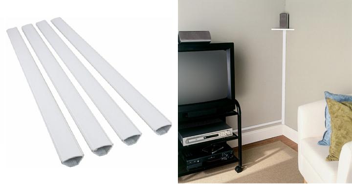 best buy cornermate cord cover kit only reg 29. Black Bedroom Furniture Sets. Home Design Ideas