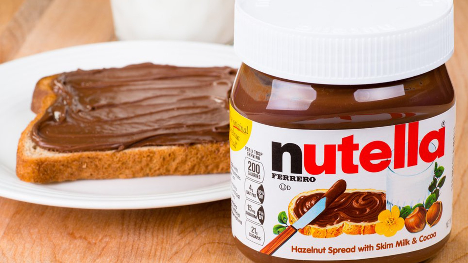 picture regarding Nutella Printable Coupon identify Contemporary $1.50 Printable Nutella Coupon! Merely $1.49 at Walgreens