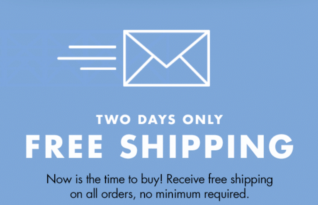 317ae250b FREE Shipping At e.l.f No Minimum Purchase! - Freebies2Deals