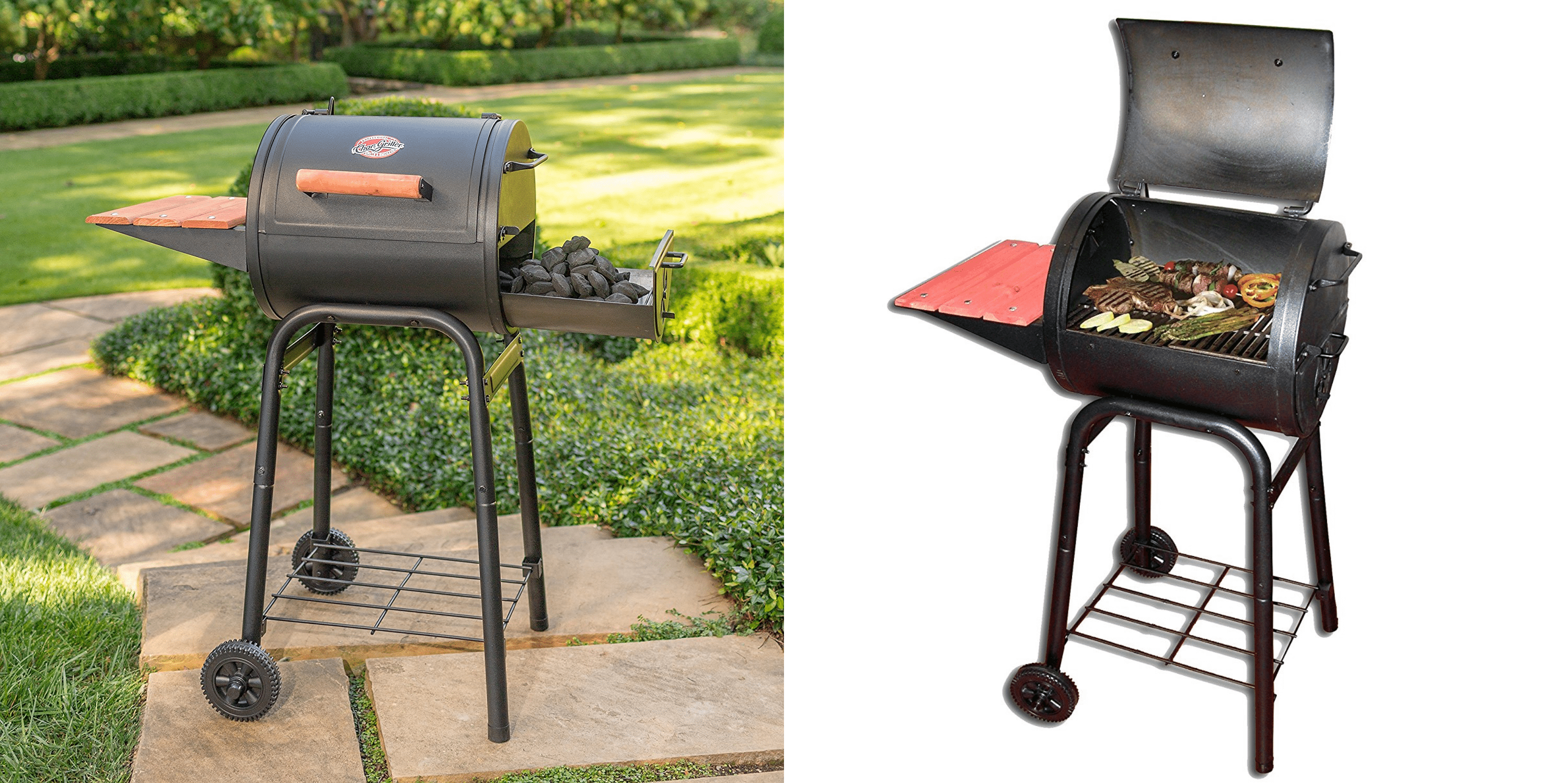 Char Griller Patio Pro Charcoal Grill Just 44 48 Amazon Prime