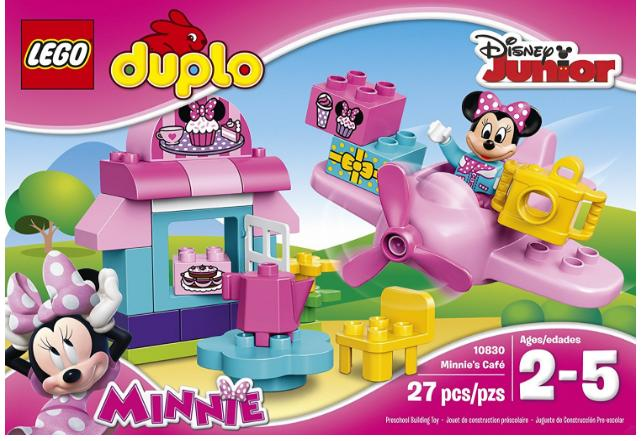 Lego Duplo Disney Mickey Mouse Clubhouse Minnie S Cafe
