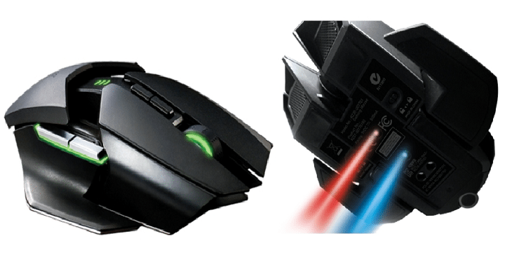 03c8c2278fd Right now you can pick up the Razer Ouroboros Elite Elite Ambidextrous  Wired or Wireless Gaming Mouse for $79.99! With adjustable length,  back-tilt and 2 ...
