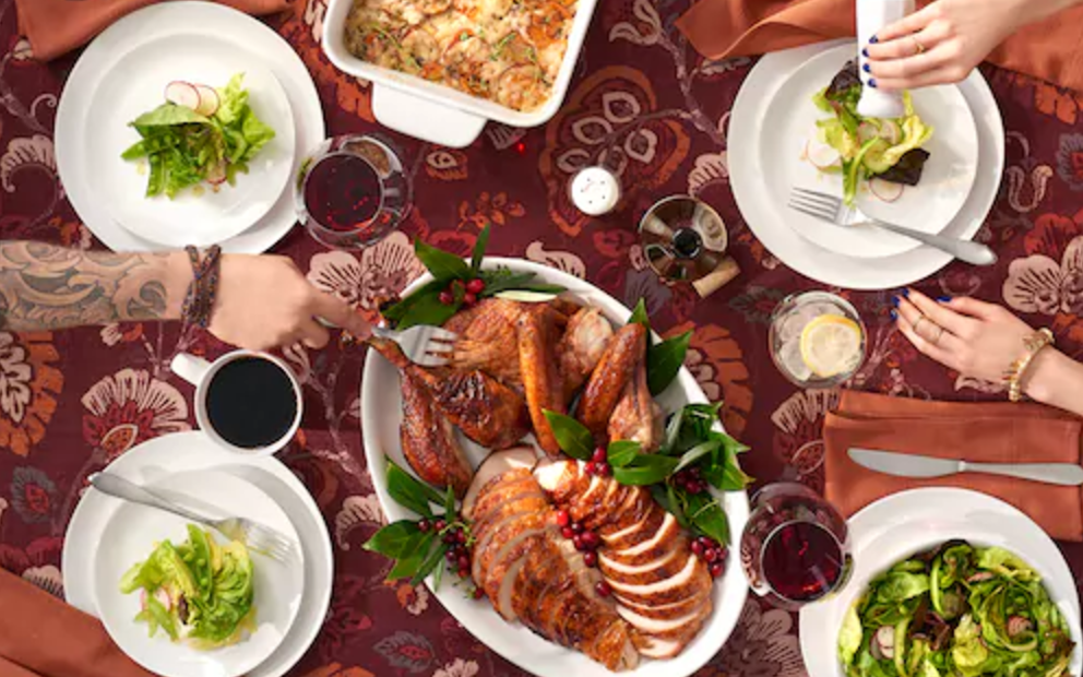 Need some new dinnerware for the holidays? Grab the Food Network Ripple 40-piece Dinnerware set for just $59.99 at Kohlu0027s. (regularly $119.99) However ... & Food Network Ripple 40-pc. Dinnerware Set Just $47.99! - Freebies2Deals