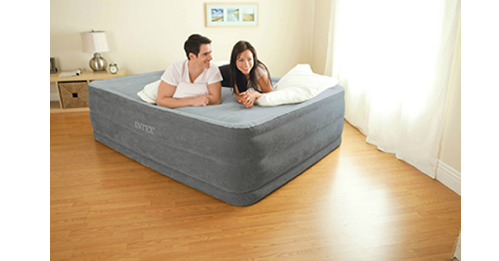 hereu0027s a great idea for holiday visitors or travels if you are like me you might be expecting company how about this great air bed to help give everyone
