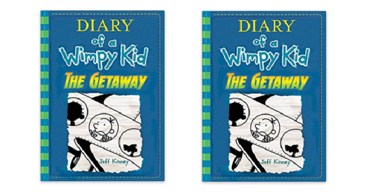 The Getaway Diary Of A Wimpy Kid Book 12 Only 7 00 Reg 13 99 Freebies2deals