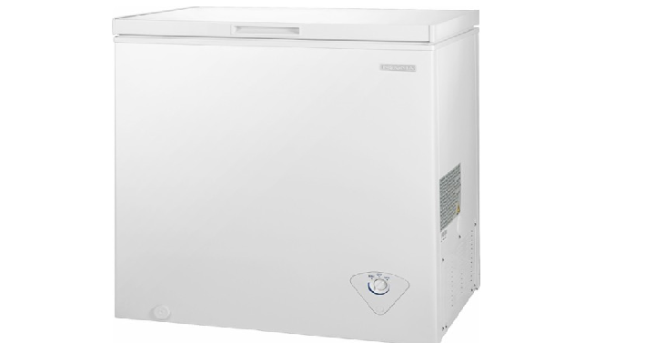 Insignia 5 0 Cu Ft Chest Freezer Only 99 99 Reg 169