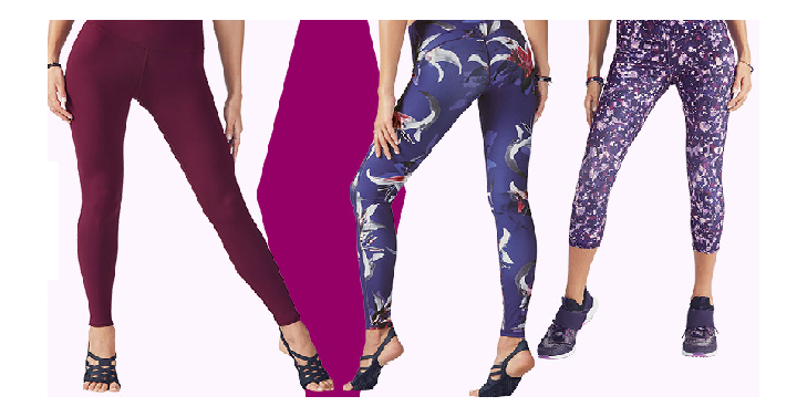 cc69880d4f117e Don't you love wearing leggings during the colder months? Especially when  they're super cute?New Fabletics members can get a sweet deal on some of  their ...