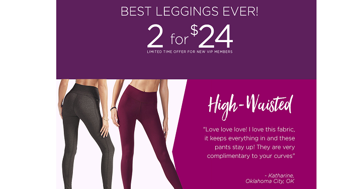 c6afcf7838f07d As the temperatures start to cool off, it s time to ditch those shorts and  replace them with some leggings. New Fabletics members can get a sweet deal  on ...