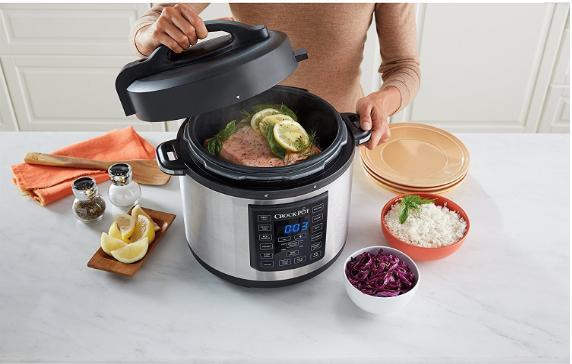 Crock pot express crock programmable multi cooker only 4999 crock pot express crock programmable multi cooker only 4999 shipped fandeluxe Image collections