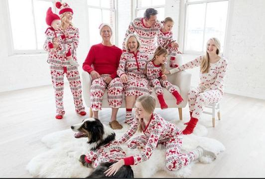 matching family christmas jammies starting at only 1499