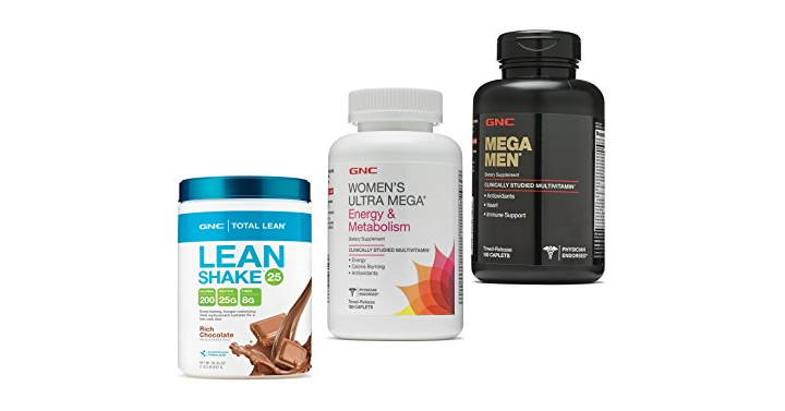 Save 40% on GNC Products! - Freebies2Deals