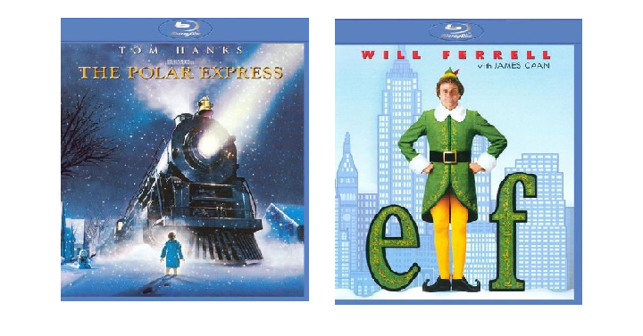 Hurry over to Best Buy and grab some popular Christmas movies that are on sale! Plus, each order will qualify for FREE shipping as well.