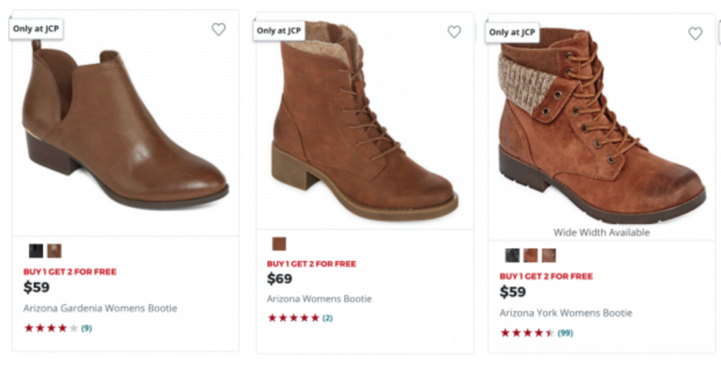 d442068761bd The next best deal is to grab boots in the  59.00 price range. There are  quite a few styles to choose from and many of them come in a variety of  colors.