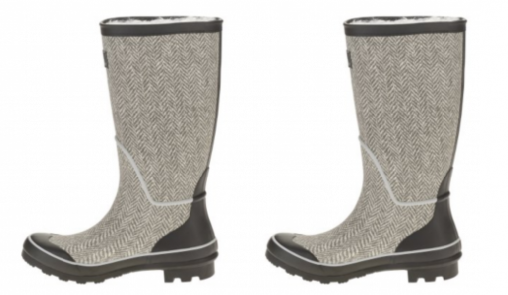 Arctic Shield Women's Tall Rubber Winter Boots Just $17.88