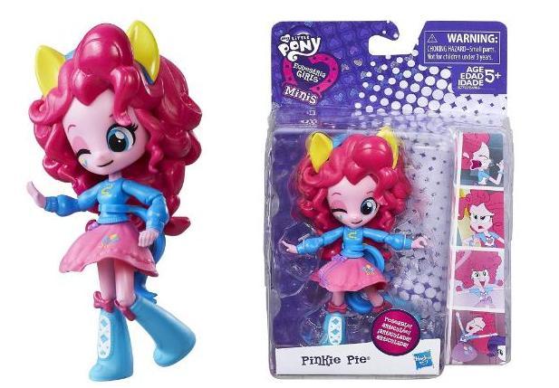 baa17ec849af My Little Pony Equestria Girls Minis Pinkie Pie - Only  2.88!  Add ...