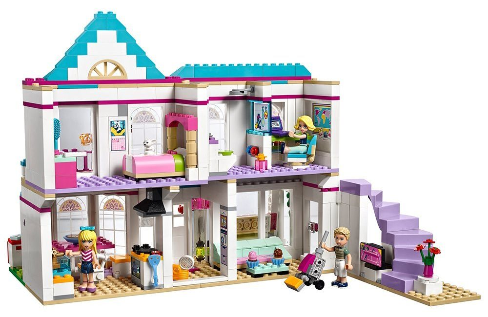 LEGO Friends Stephanie's House Set Just $55.99! (Was $69.99 ...