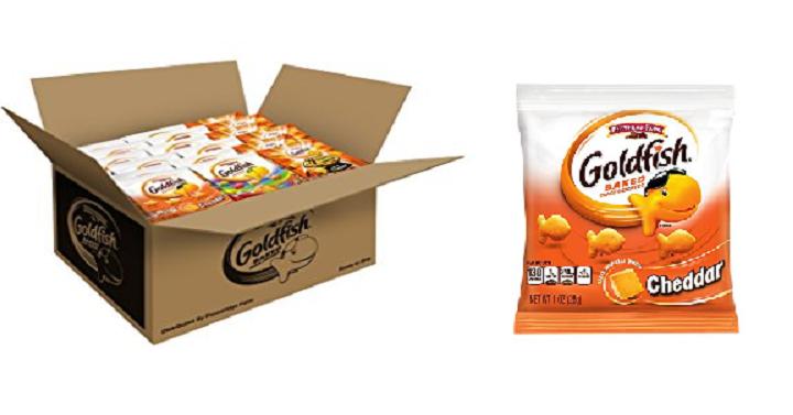 Pepperidge farm goldfish coupons 2018