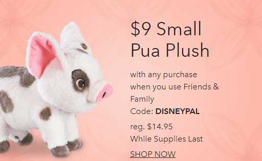 Shop disney friends family sale starts now take 25 off your just use coupon code disneypal at checkout this is a great time to stock up on your disney favorites especially if you have a disney trip planned fandeluxe Gallery