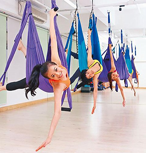 Anti gravity yoga swing only 3699 highly rated freebies2deals youve probably seen videos of these swings being passed around facebook i think theyre pretty awesome and a great way to get some exercise and stretching fandeluxe Images