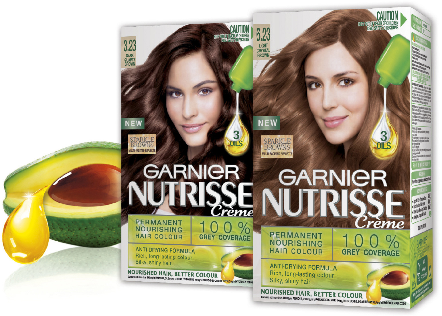 Garnier Nutrisse Hair Color Only 332 After Coupons And Gift Card