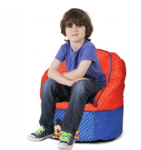 Walmart Has The Disney Mickey Mouse Kids Bean Bag Chair For Just 1500 Regularly 2499 This Would Go Great With Toddler Bed I Posted About