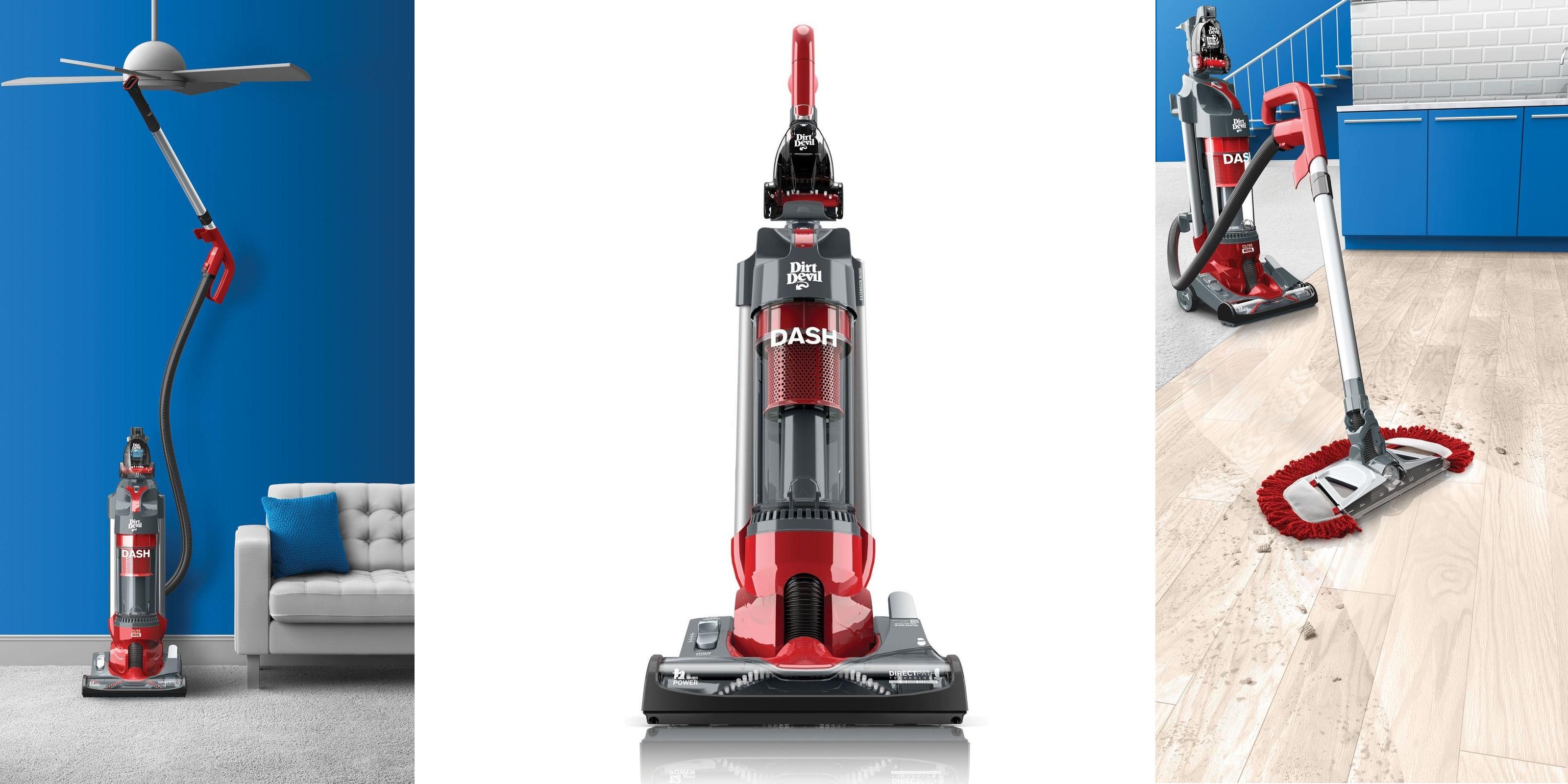 Dirt Devil Dash Upright Vacuum Cleaner With Vac Dust Floor