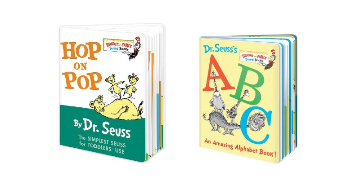 Target kids books including dr seuss board books 3 for 700 target has a great sale of buy 2 books get 1 free that means you can get popular kids books including dr seuss board books for 3 for 700 negle Images