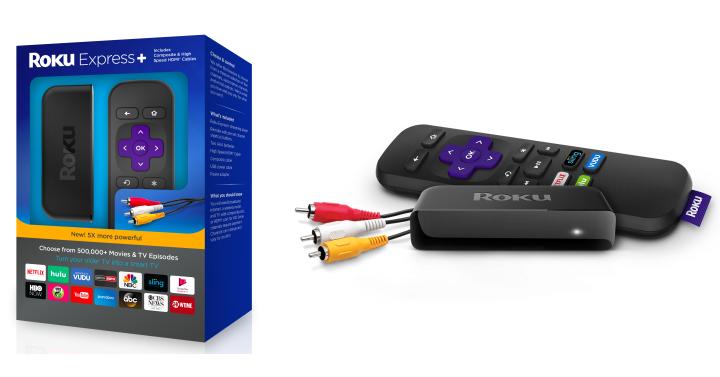 Roku Express+ HD Only $26 00! (Reg  $39 99) - Freebies2Deals