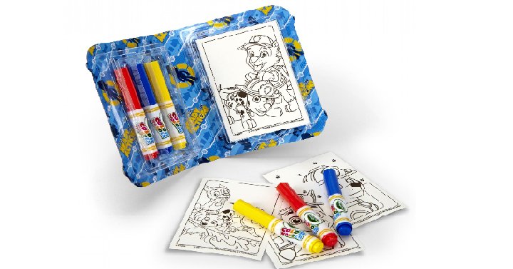 Walmart Has The Crayola Color Wonder Paw Patrol Coloring Pages Mess Free Markers For Only 320 This Would Be A Fun Easter Basket Gift