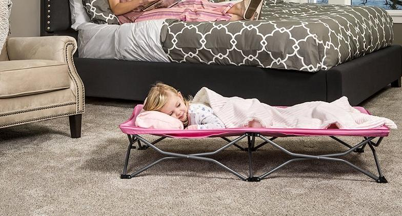 Regalo My Cot Portable Toddler Bed Only 1999