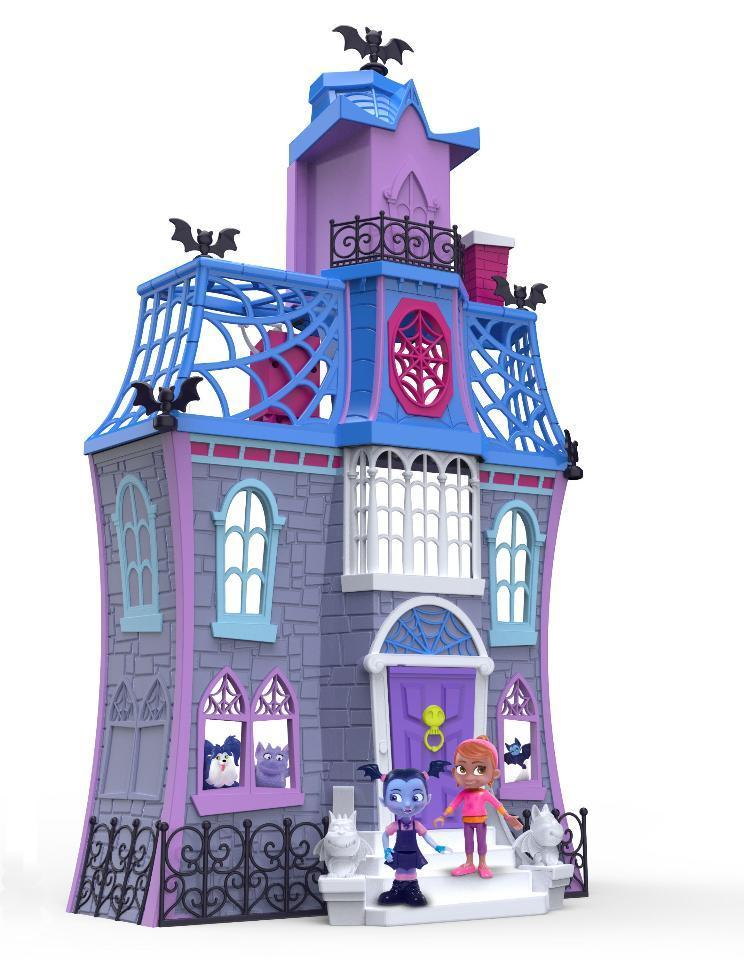 8f431d701f4 Head over to eBay and pick up this super cute Disney Junior Vampirina Scare  B   B Playset for only  49.99 with FREE shipping!