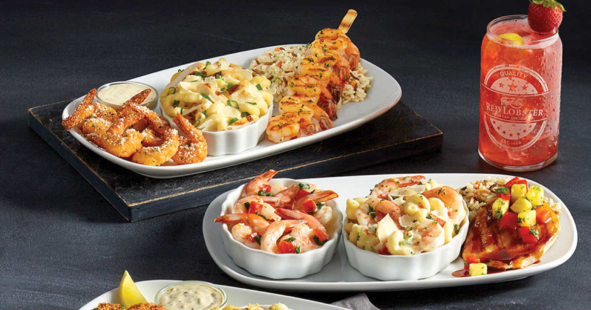 RED LOBSTER: $5 Off Coupon! - Freebies2Deals