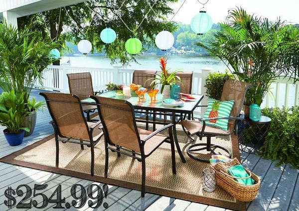 Huge Discounts Extra 15 Off Patio Furniture From Kmart