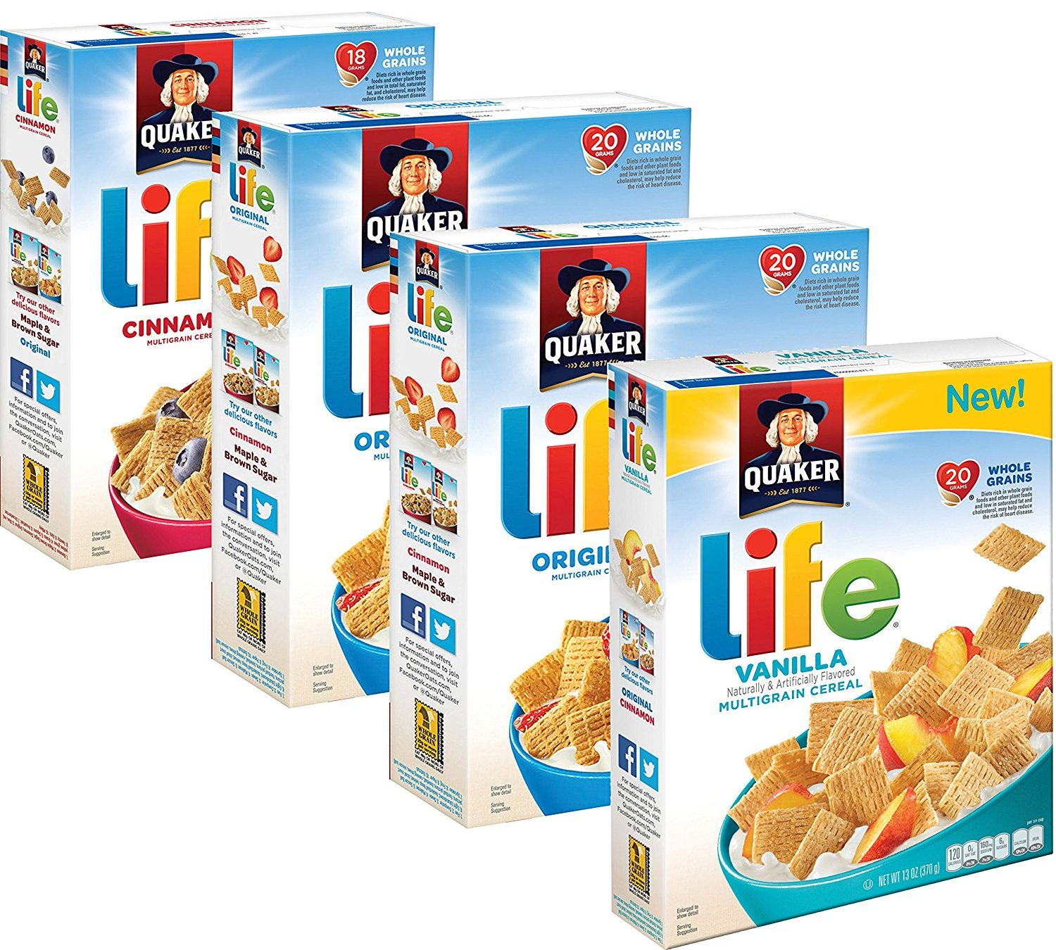 Life cereal coupons may 2018