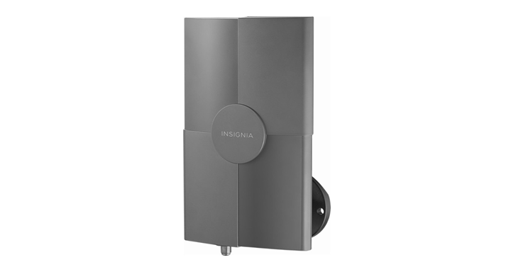 Insignia Outdoor Amplified TV Antenna - Just $19 99