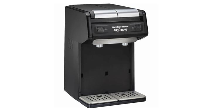 Hamilton Beach FlexBrew 2Cup Coffeemaker Just 5999