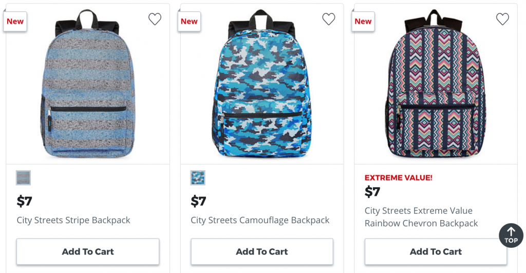 c1541dcca834 This promo code is valid on backpacks and lunch boxes! I know school just  got out