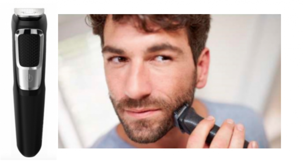 Philips norelco moustache ear and nose trimmer just 999 today head over to best buy where today only june 23rd you can grab the philips norelco beard moustache ear and nose trimmer for just 999 fandeluxe Image collections