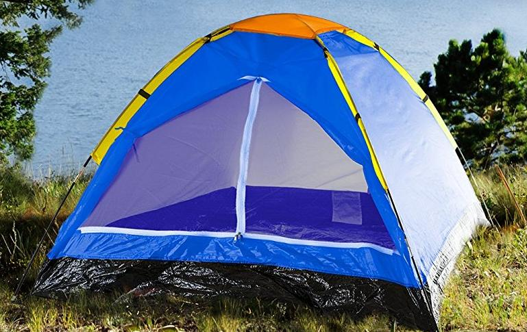 Hy Camper Two Person Tent By Wakeman Outdoors Only 18
