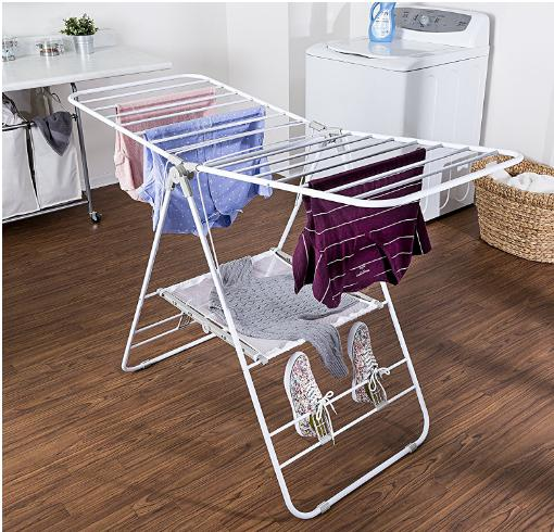 Honey Can Do Heavy Duty Gullwing Drying Rack Only 2356
