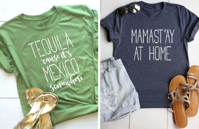 ffb1b574c I love grabbing some fun tees with cute or funny sayings! Head over to  GroopDealz where you can get these Funny Graphic Tees for only $12.99 each!  (Reg.