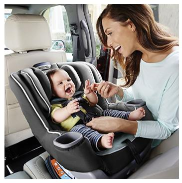 Heres A Great Deal On This Highly Rated Car Seat Head Over To Amazon Where You Can Get Graco Extend2Fit Convertible Spire For Only 11519