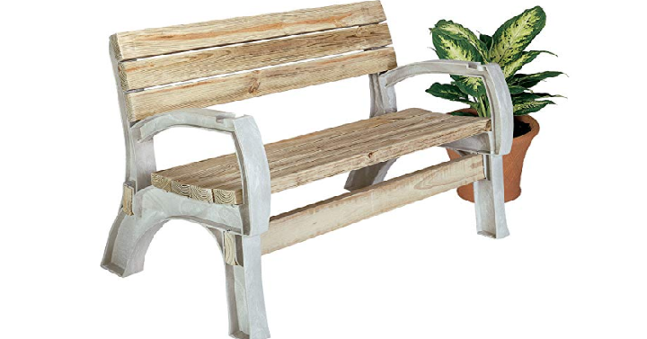Amazon Has The Hopkins Build Your Own Chair Or Bench Ends For Only $37.08  Shipped! (Reg. $49) This Has Awesome Reviews. Build Your Own Bench,  Loveseat, ...