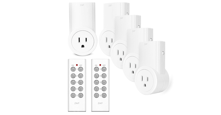 remote control outlet wireless light switches - just  20 99